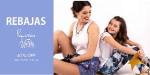 Rebajas Tienda niñas veive verano 2019